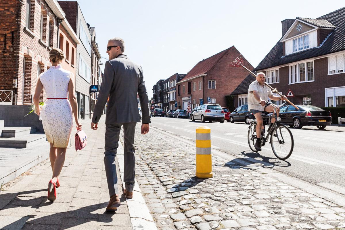Huwelijksfotograaf in Berlaar voor Ine en Jeroen