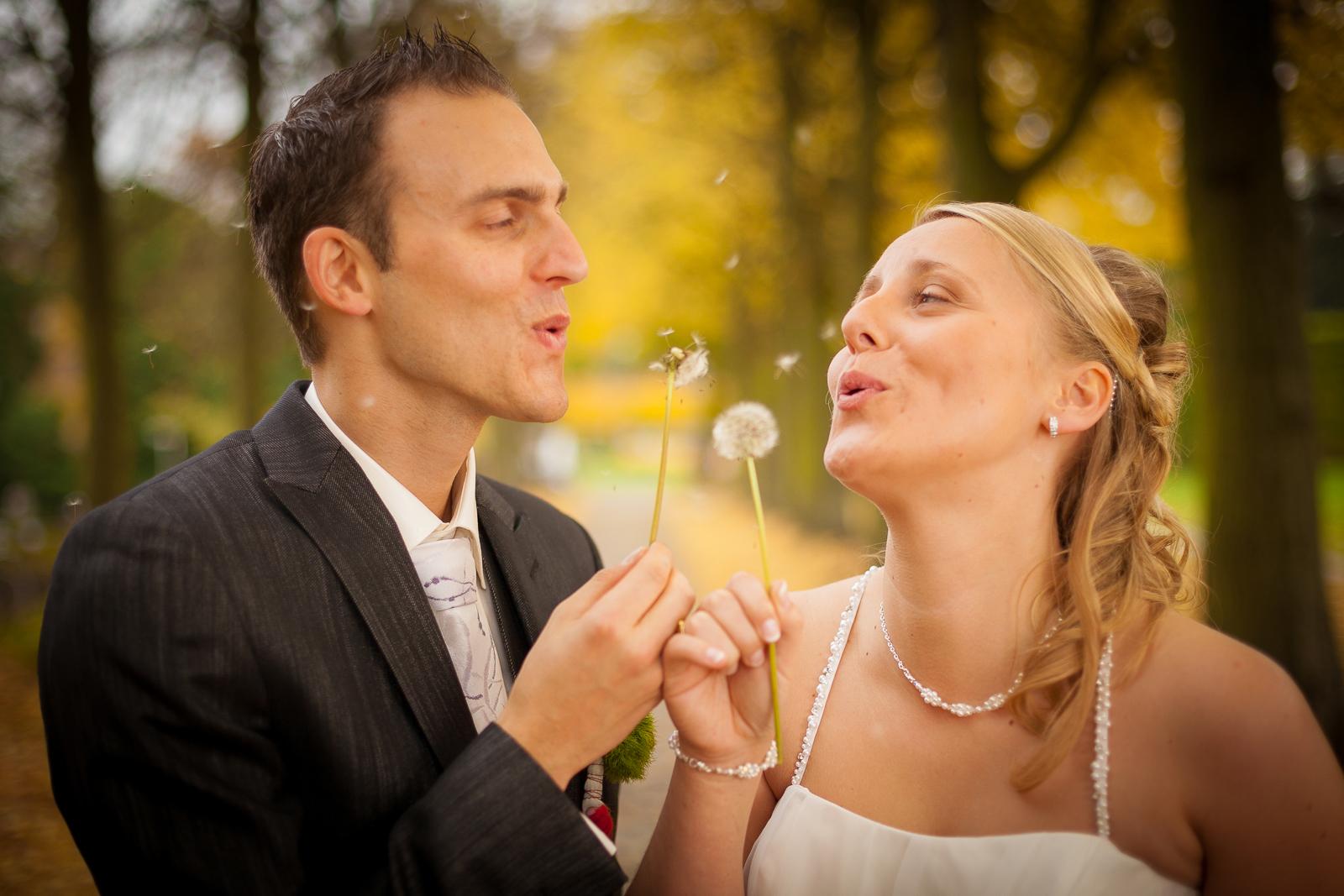 Jirina en Leslie huwelijksfoto's in Leuven